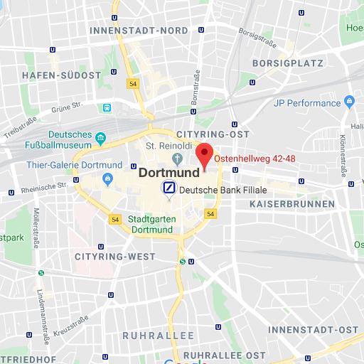 Selbsthilfe Dortmund Google Maps