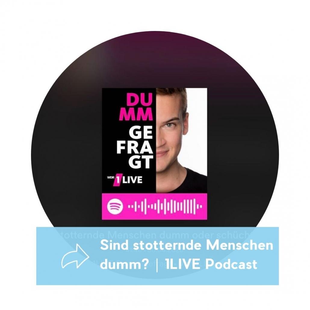 1 Live Podcast dumm gefragt