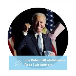 Joe Bidens Rede